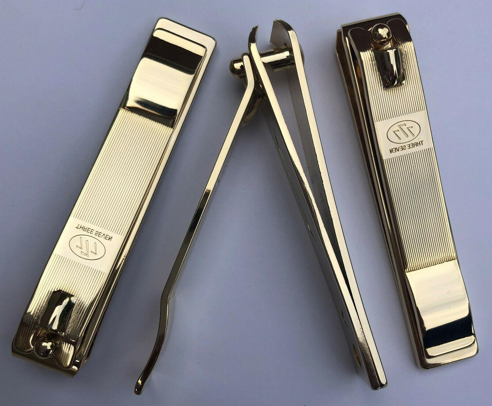 777 professional toe nail clippers straight edge