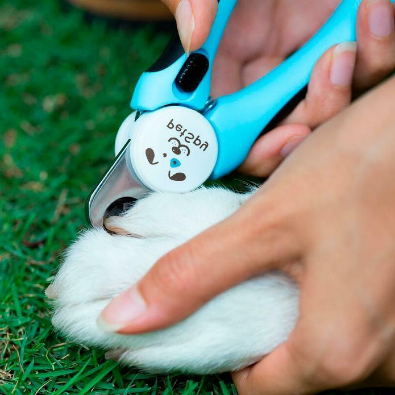 Dog Trimmer with Sensor- Safety to Overcutt